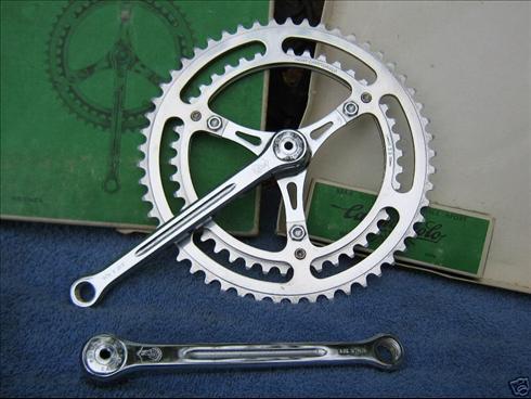 Campagnolo chainrings 46 Gran Sport 116