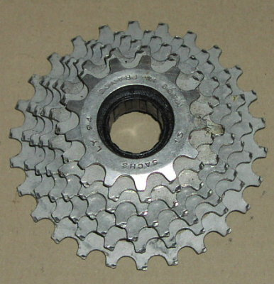 Sachs freewheel cog BY