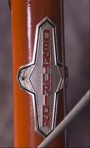 Head Badge Decal Sticker for Vintage Centurion Leman Bicycle