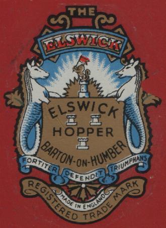 Elswick Hopper Head Decals